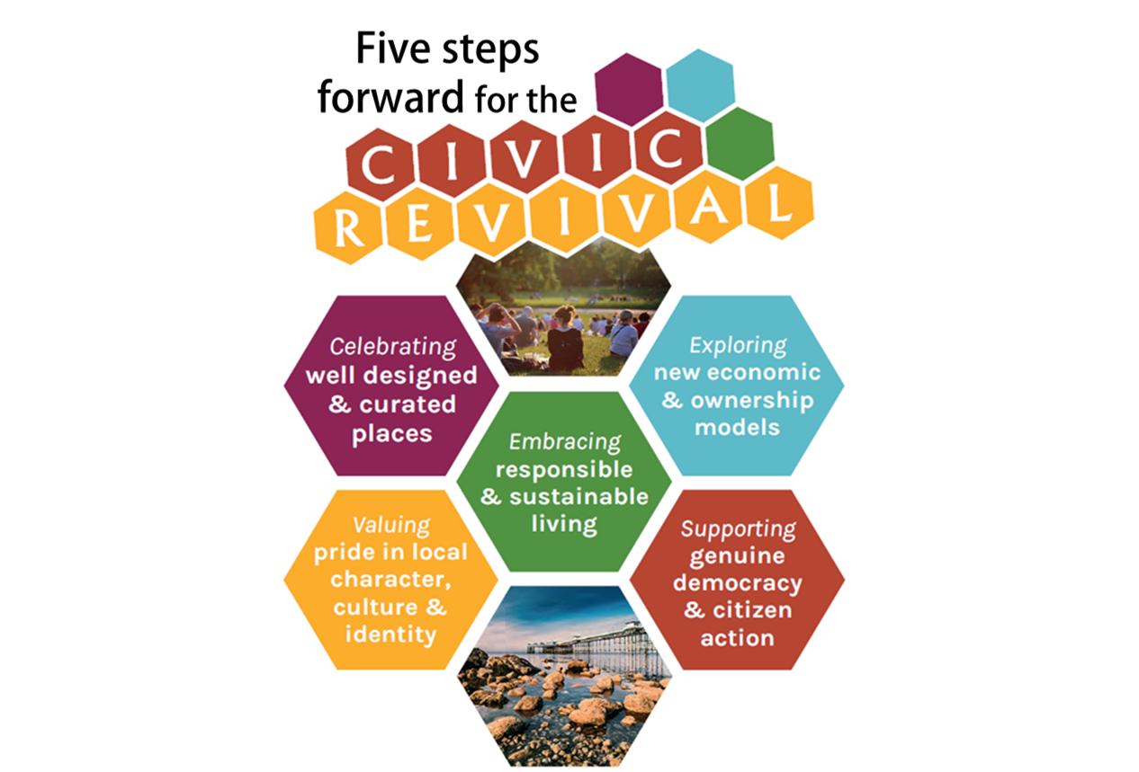 Five Steps Forward for the Civic Revival