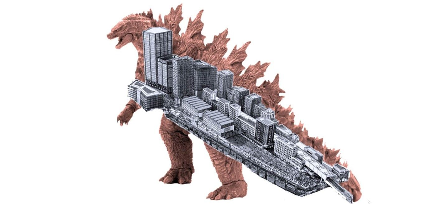 Thurs 17 Dec: Town & city centres, masterplanning and the 'big property' dinosaurs