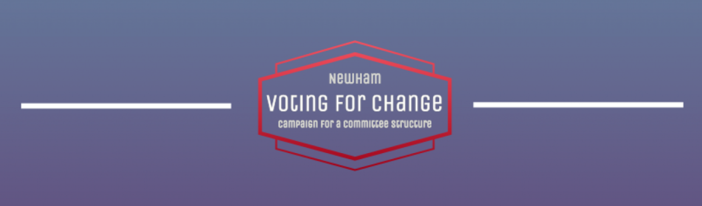 Newham to vote on local governance after Cabinet and Mayoral system get further criticism