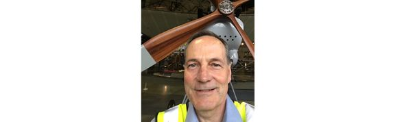 Aviation heritage campaigner Guy Thomas talks about his projects in Hertfordshire