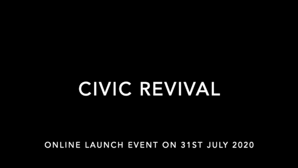 Civic Revival Launch Event