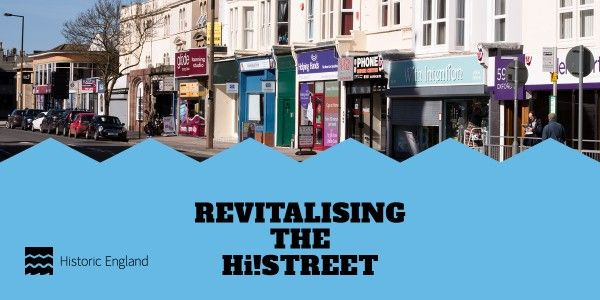 New funding secured for historic high streets recovery