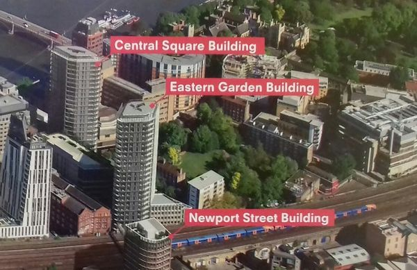 Lambeth tower developments battle switches to new sites