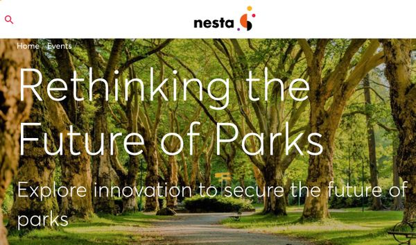 Future of local parks explored by partnership of public bodies