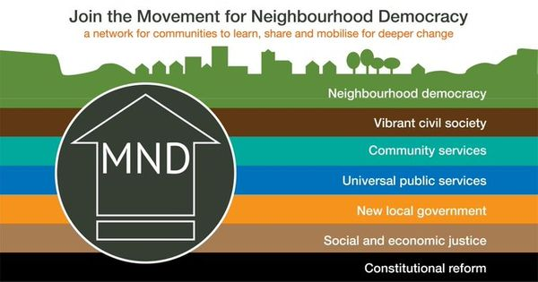 Movement for Neighbourhood Democracy gathers support
